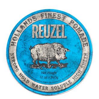 Помада для укладання волосся Reuzel Blue Strong Hold Water 35g