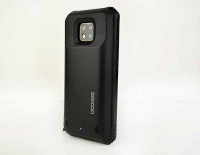 Защищенный смартфон Doogee S95 Pro ip68 GIFT VERSION 8/128gb Black