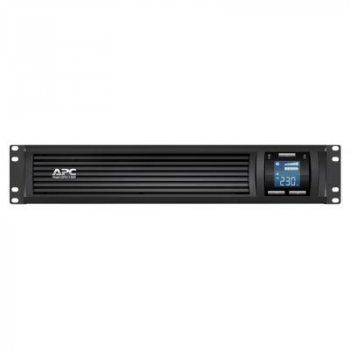 Джерело безперебійного живлення APC Smart-UPS C RM 1500VA LCD 230V (SMC1500I-2U)