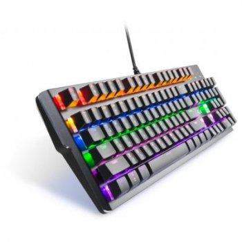 Клавіатура Vinga KBGM160 black