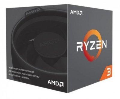 Процессор AMD Ryzen 3 1200 sAM4 (YD1200BBAFBOX) BOX (F00245181)