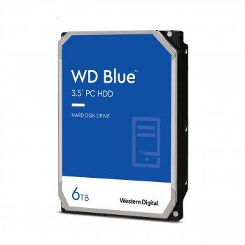 "Жорсткий диск 3.5"" 6Tb WD WD60EDAZ Blue Factory recertified"