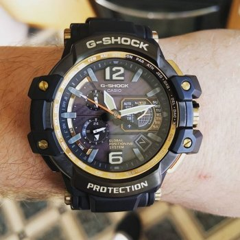 Мужские Часы Casio G-SHOCK GPW-1000GB-1AER