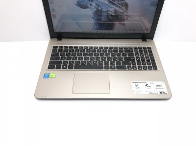 Ноутбук Asus R540L 15.6 HD i3-5005U 8GB HDD500GB Nvidia GeForce 920M Б/У