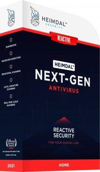 Антивирус Heimdal Next-Gen Antivirus Home 3 dev