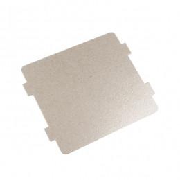 Защитный экран магнетрона (слюда) для микроволновой печи Gorenje 10x12см 192049