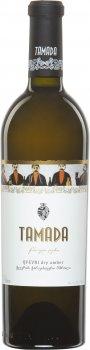 Вино Tamada квеври белое сухое 0.75 л 11 - 14.5% (4860004073822)