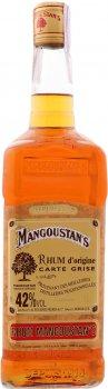 Ром Mangoustan's 1 л 42% (250011456567)