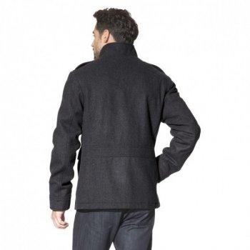 Чоловіче пальто Merona темно-сіре