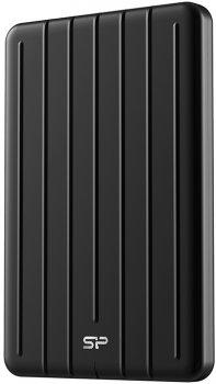 Silicon Power Bolt B75 Pro 512GB 2.5 USB 3.2 Type-C External Black (SP512GBPSD75PSCK)