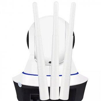 Камера видеонаблюдения Smart Wi-Fi / IP панорамная GK-100AXF11 Q5 IP 360 градусов 3 антенны