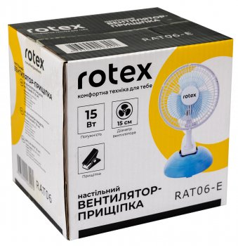 Вентилятор Rotex (RAT06-E)