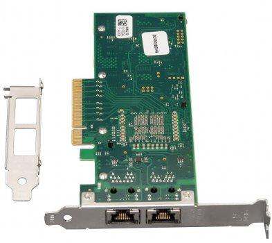 Сетевая карта Frime NCF-10GbX540.DRJ45 (2xGE, PCI-E)