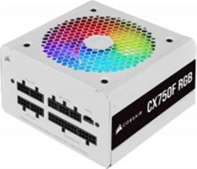 Блок питания Corsair CX750F RGB White (CP-9020227-EU) 750W