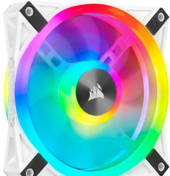 Кулер Corsair iCUE QL120 RGB (CO-9050103-WW)