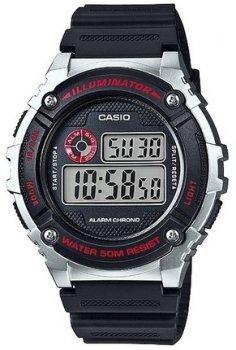 Мужские наручные часы Casio W-216H-1CVDF