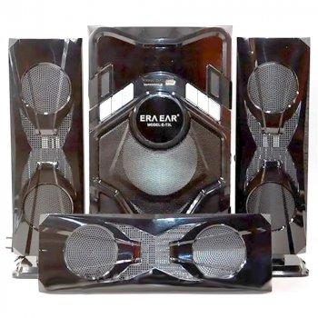 Акустическая система 3.1 Домашний кинотеатр Era Ear E-T3L 60W Bluetooth Активный сабвуфер и 3 колонки