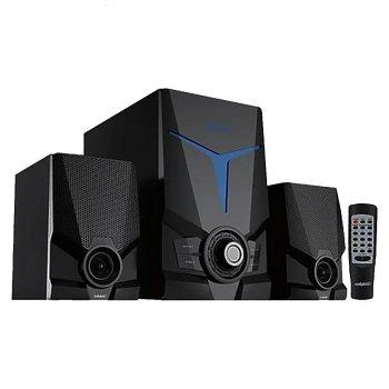 Акустическая система Bluetooth 2.1 25 Вт ZXX ZX-4800BT с сабвуфером USB SDcard подсветка