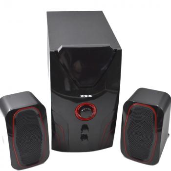 Акустическая система Bluetooth 2.1 25 Вт ZXX ZX-4810BT с сабвуфером USB SDcard подсветка
