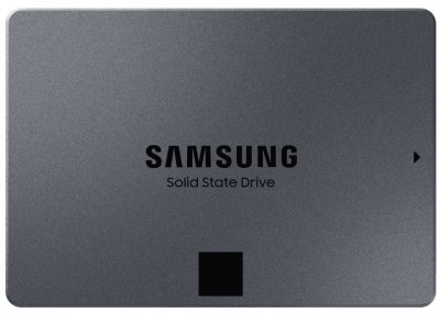 SSD НАКОПИТЕЛЬ SAMSUNG 870 QVO 8TB SATAIII 3D NAND QLC (MZ-77Q8T0BW)