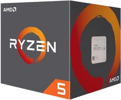 Процессор AMD Ryzen 5 2600 sAM4 (3.9GHz, 19MB, 65W) BOX