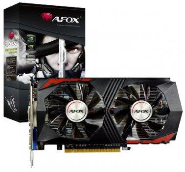 Видеокарта AFOX 2Gb DDR5 128Bit AF750TI-2048D5H5-V7 PCI-E