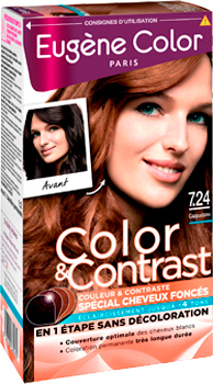 Краска для волос Eugene Perma Color & Contrast 120 мл