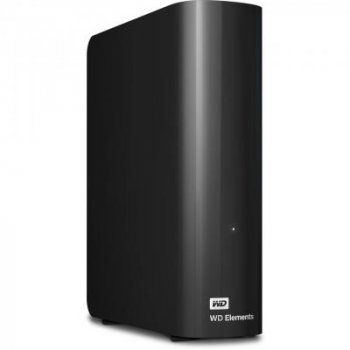"""Внешний жесткий диск 3.5"""" 4TB WD (WDBWLG0040HBK-EESN)"""