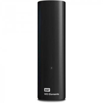 """Внешний жесткий диск 3.5"""" 6TB WD (WDBWLG0060HBK-EESN)"""