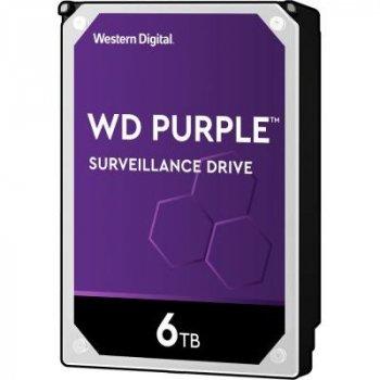 "Жесткий диск 3.5"" 6TB WD (WD62PURZ)"