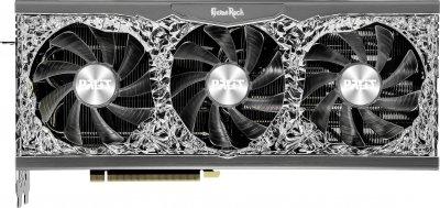 Palit PCI-Ex GeForce RTX 3070 Ti GameRock OC 8GB GDDR6X (256bit) (1575/19000) (3 x DisplayPort, HDMI) (NED307TT19P2-1047G)