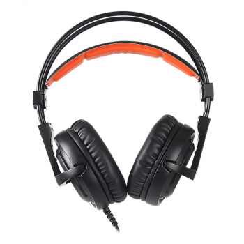 Навушники Sades A6 7.1 Virtual Surround Black/Orange (saa6bou)
