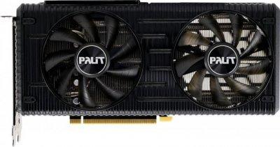 Відеокарта GeForce RTX 3060 12Gb GDDR6 Palit Dual (NE63060019K9-190AD)