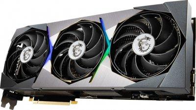 MSI PCI-Ex GeForce RTX 3080 Ti Suprim X 12G 12GB GDDR6X (384bit) (1830/19000) (HDMI, 3 x DisplayPort) (RTX 3080 Ti Suprim X 12G)