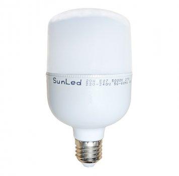 Світлодіодна промислова лампа SUNLED 20Вт 5000К (HPB-20-5000)