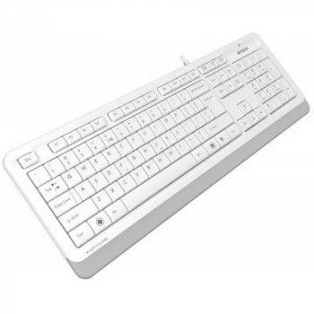 Клавіатура A4tech FK10 White