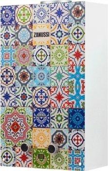 Газовый проточный водонагреватель Zanussi GWH 10 Fonte Glass Fregio