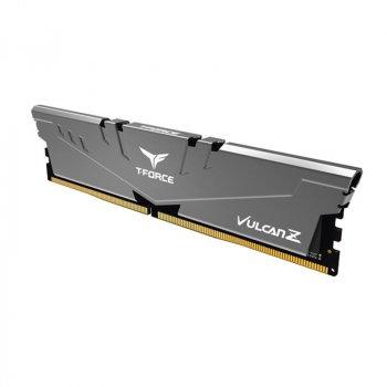 Модуль пам'яті DDR4 16GB/2666 Team T-Force Vulcan Z Gray (TLZGD416G2666HC18H01)
