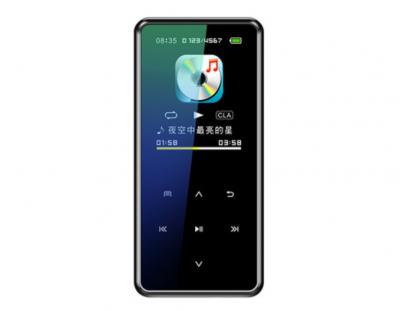 MP3 плеер JNN M12 Original Bluetooth Hi-Fi 16Gb Чёрный