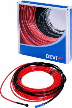Тепла підлога DEVI двожильний кабель DTIP-18 13.1 м2 (140F1249)