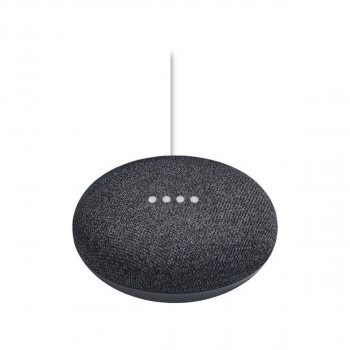 Розумна акустика з голосовим асистентом GOOGLE Home Mini Black