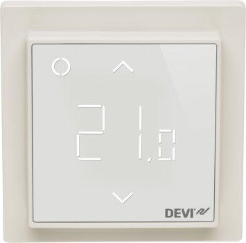 Терморегулятор DEVI DEVIreg Smart White (140F1141)