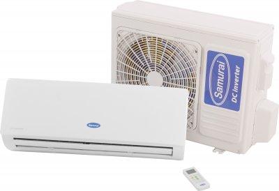 Кондиционер SAMURAI DC Inverter SMA-09HRDN1C Wi-Fi
