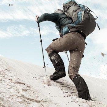 Бахилы Naturehike Snow fox cover XL (44-45) NH20HJ012 black 6927595762233