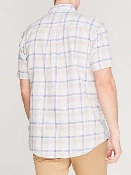Рубашка Pierre Cardin 557351-71 Stone/Sky/Navy