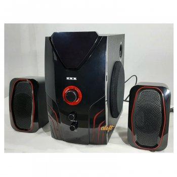 Музыкальный центр ZXX 2.1 с сабвуфером USB + Bluetooth+FM-радио акустика(4810)