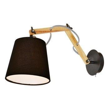 Настінний світильник Arte Lamp A5700Ap-1Bk Pinocchio