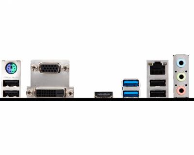Материнська плата MSI H310M Pro-M2 Plus (s1151, Intel H310, PCI-Ex16)