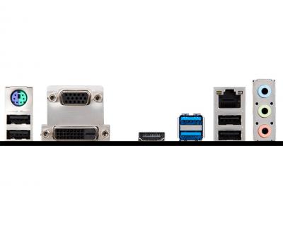 Материнська плата MSI H310M PRO-VDH PLUS (s1151, Intel H310, PCI-Ex16)