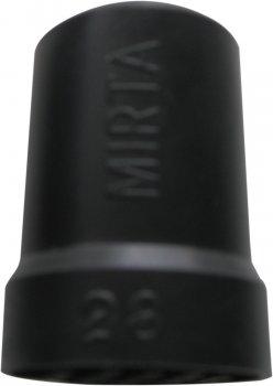 Наконечник для костыля Мірта №28 Черный (2000011234010а)